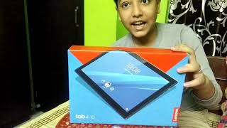 Unboxing The BYJU'S Learning Kit.