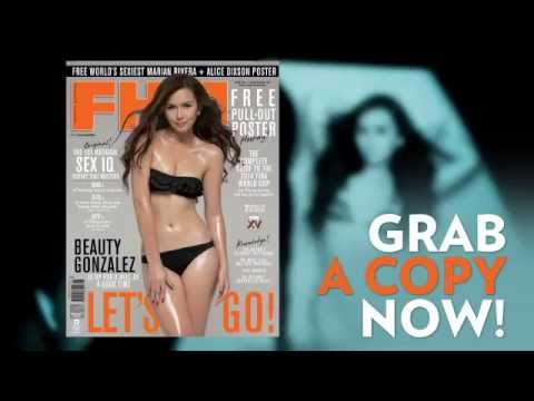 FHM August 2014 Preview Video!
