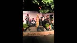Khalilah Rose live at Red Bones Cafe
