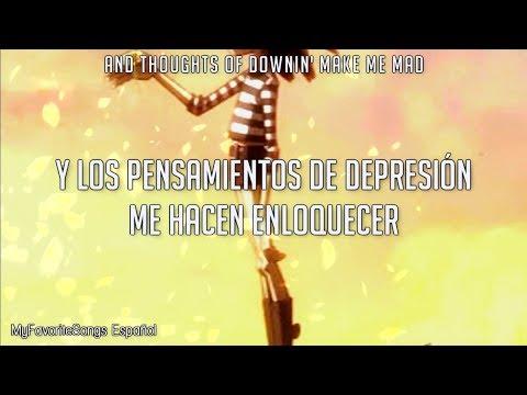 Feel Good Inc. (Noodle's Demo) - Gorillaz [Subtitulado en español & lyrics)
