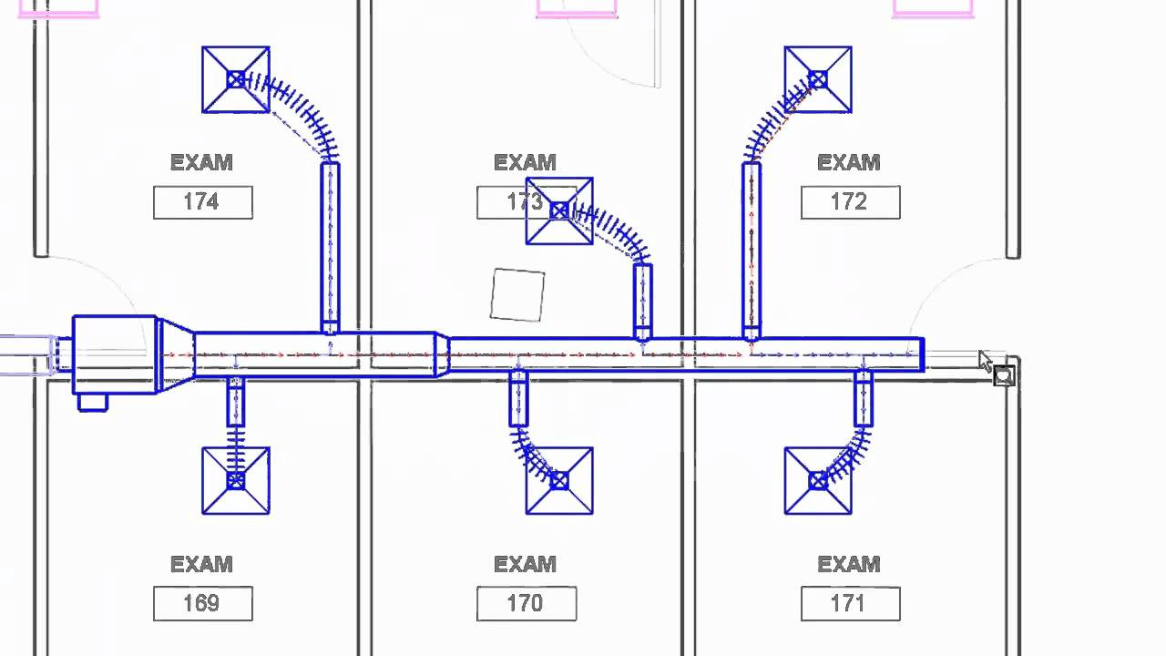 small resolution of hvac duct drawing