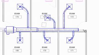 Revit 2013 Enhanced Duct & Pipe Calculations with Taps