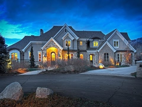 Stunning and Magnificent Architectural Gem in Sandy, Utah