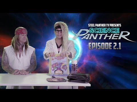 BEARDO - Steel Panther Does Science