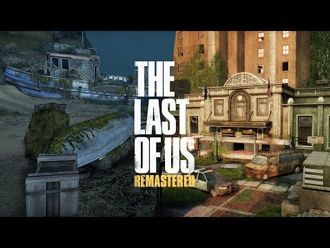 The Last Of Us Remastered FREE MP DLC Treacherous Territories Map - Last of us all maps free