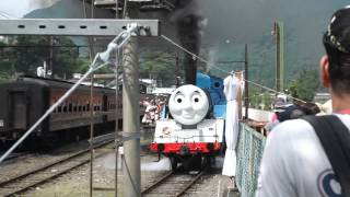 Download Video the real Thomas runs in Shizuoka, Japan MP3 3GP MP4
