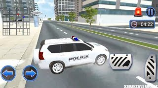 US Police Hummer Car Quad Bike Police Chase Games | Police Driving Simulator- Android GamePlay HD
