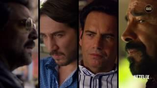 Первый трейлер 3 го сезона сериала «Нарко»