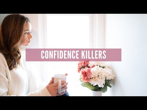 5 Bad Habits That Kill Your Confidence