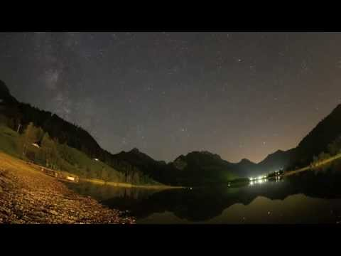 Lac Noir / Schwarzsee  -  Suisse / Schweiz  -  Time Lapse