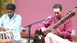 Hidayat Khan & Avirodh Sharma Performing Live at EIMA 4