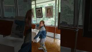 КЦ Москвич, Эрика рассказывает о выставке