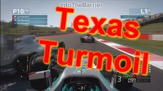 F1 Game 2014 - Texas Turmoil Thumbnail