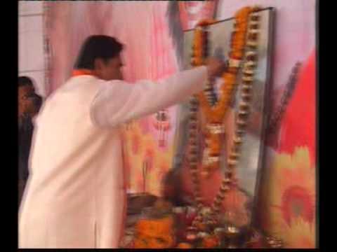 Gurudev Shree Nand Kishore Shrimali Ji, Om Nikhilam jai Nikhilam, Nikhil Mantra Vigyan.flv
