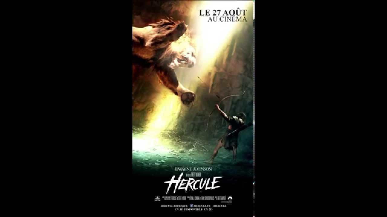 HERCULE -- L'Affiche Animée