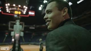 🏀Julio Cesar Chavez Jr shoots some hoops at the Phoenix Suns!