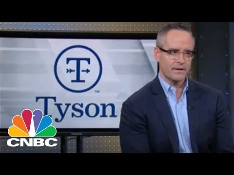 Tyson Foods CEO: Raising Expectations | Mad Money | CNBC
