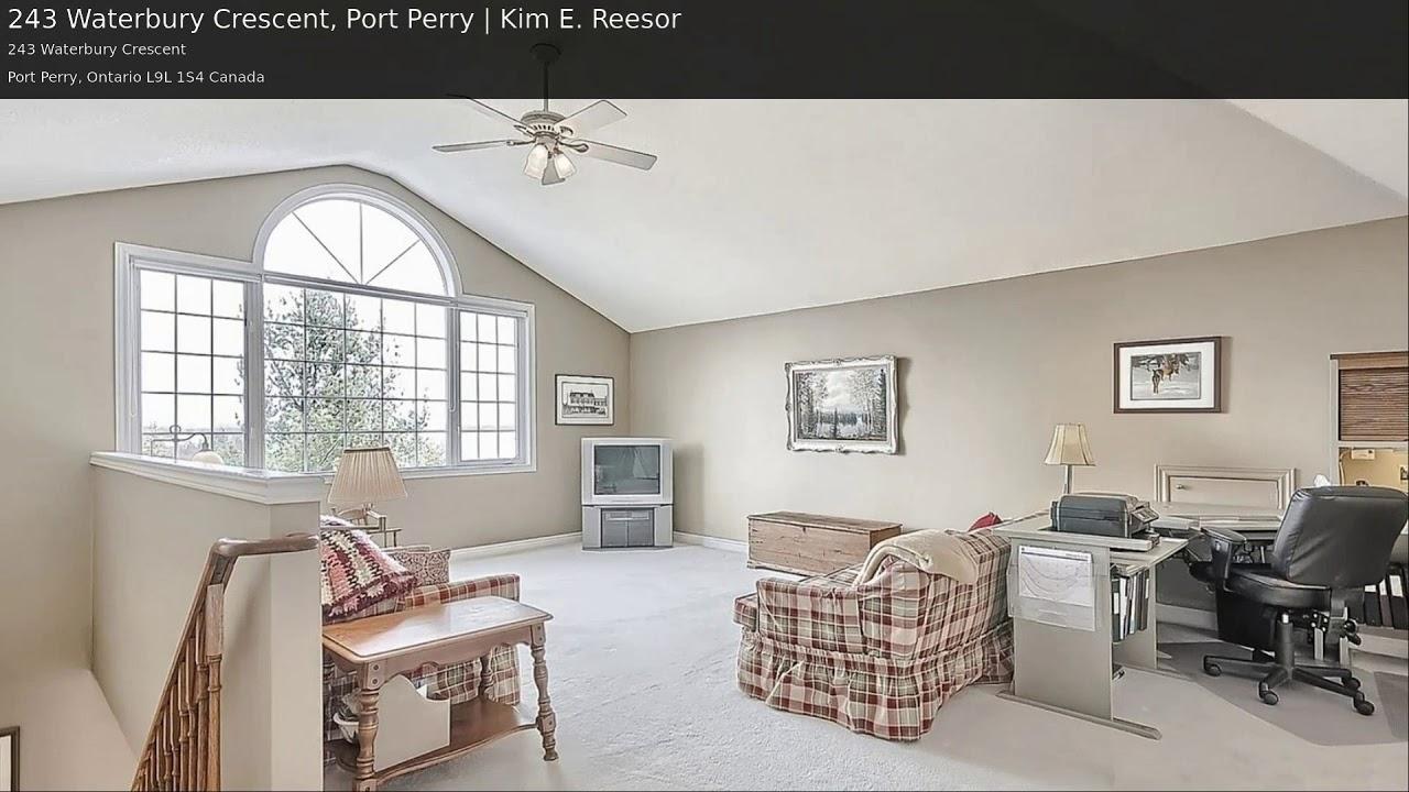 243 Waterbury Crescent, Port Perry | Kim E. Reesor