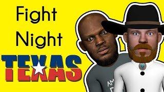 UFC Fight Night 126 Texas - Donald Cerrone - Derrick Lewis