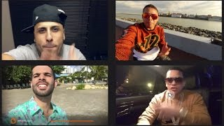 Repeat youtube video Una Cita Remix -  Alkilados /(Video SELFIE Oficial )