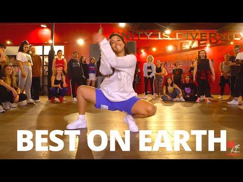 Best On Earth - Russ ft BIA Dance video   Dana Alexa Choreography