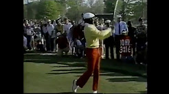 Calvin Peete Golf Swing Compilation 1