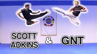 Scott Adkins (Yuri Boyka) & Ginger Ninja Trickster Sampler