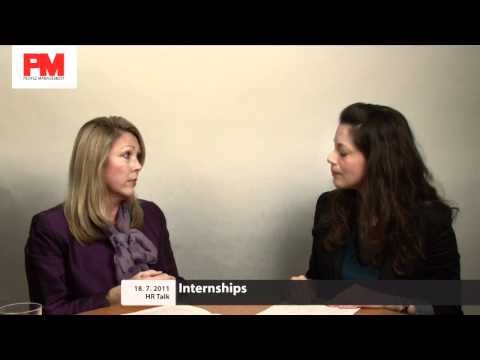 HR Talk: Internships