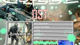 Crysis 2 - OST - 6. Close Encounter [720p HD]