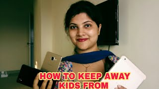 How To Keep Your Child Away From Smartphones Ans Tablets By Good Parenting