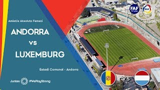 Andorra vs Luxemburg