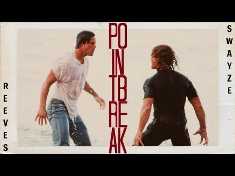 "Ep # 1: Point Break...is a ""Guilty Movie Pleasure"""