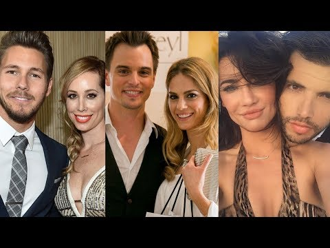The Bold and the Beautiful ... and their real life partners