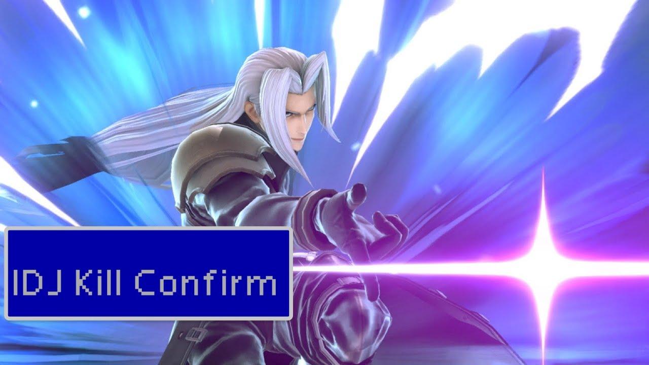 Download The Sephiroth IDJ Kill Confirm