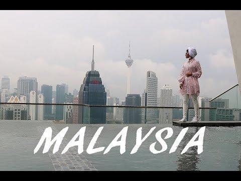 TRAVEL VLOG TO MALAYSIA | SAIMASCORNER