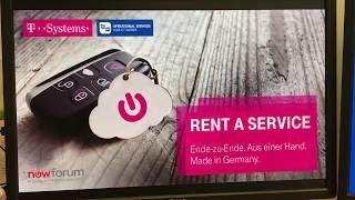 Rent-a-Service | ServiceNow (NowForum 2017, Frankfurt)