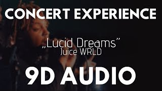 Juice Wrld Lucid Dreams TEST 9D AUDIO CONCERT EXPERIENCE.mp3