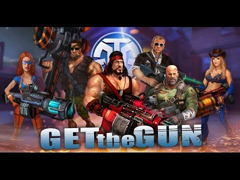 Get The Gun official trailer