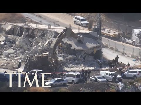Israel Begins Demolishing Palestinian Homes In East Jerusalem | TIME