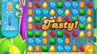 Candy Crush Soda Saga - level 521 (No boosters)