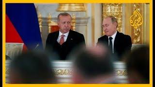 🇷🇺 🇹🇷 🇱🇾 تركيا وروسيا.. إلى أين سيتجهان في سوريا وليبيا؟