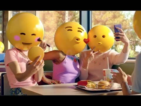 Emoji Commercials Compilation All Ads