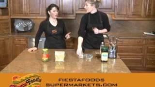 Fiesta Foods Sizzling Recipe: Carne De Puerco Con Nopales - Part 1