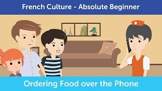 How to order food over the phone | Innovative French