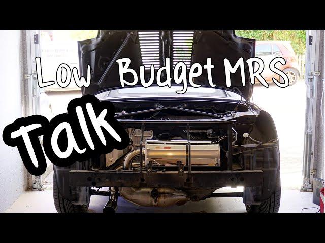 Low Budget MR2 -Talk // Koni Dämpfer // Japan Racing // No Good Racing //