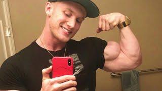 Most Amazing Biceps Peak #shorts