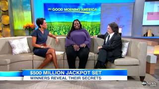 Mega Millions Numbers Fail to Come Up: Lottery Winners Offer Their Tips to Win $500 Million Jackpot