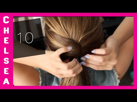 10 Easy School Hairstyles
