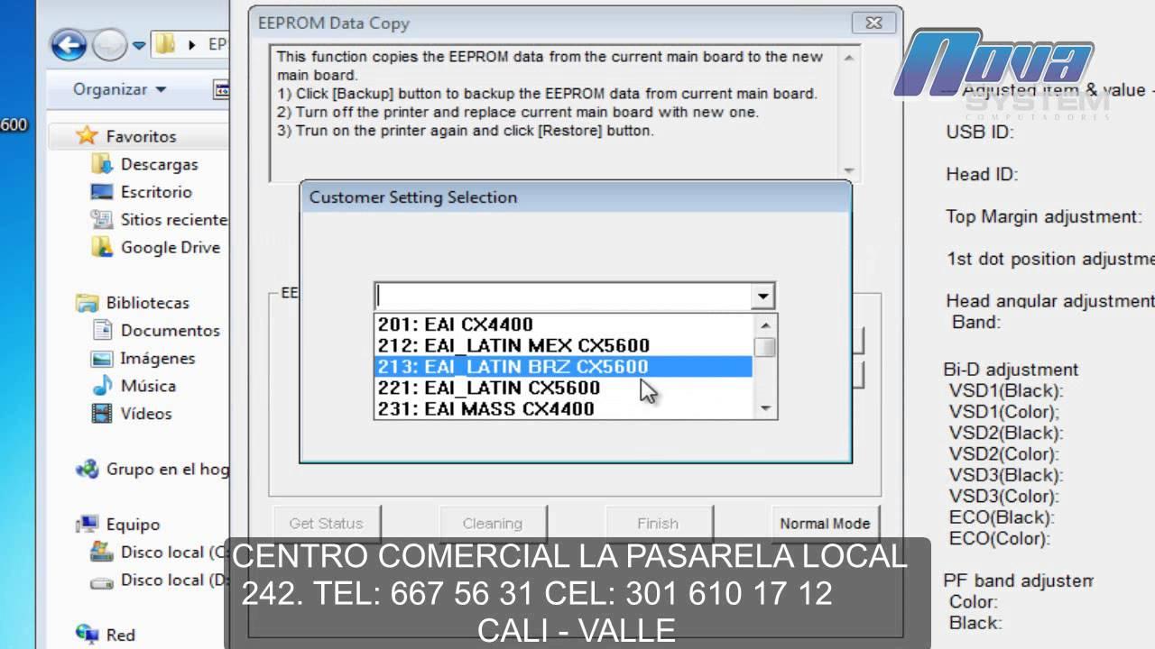 CX5600 EPSON BAIXAR SCANNER