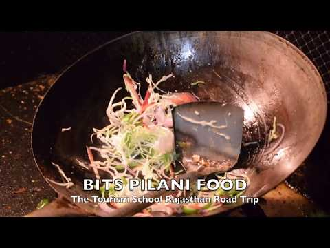 BITS Pilani Food in Connaught Students Market, Students Life in BITS Pilani India's Best University